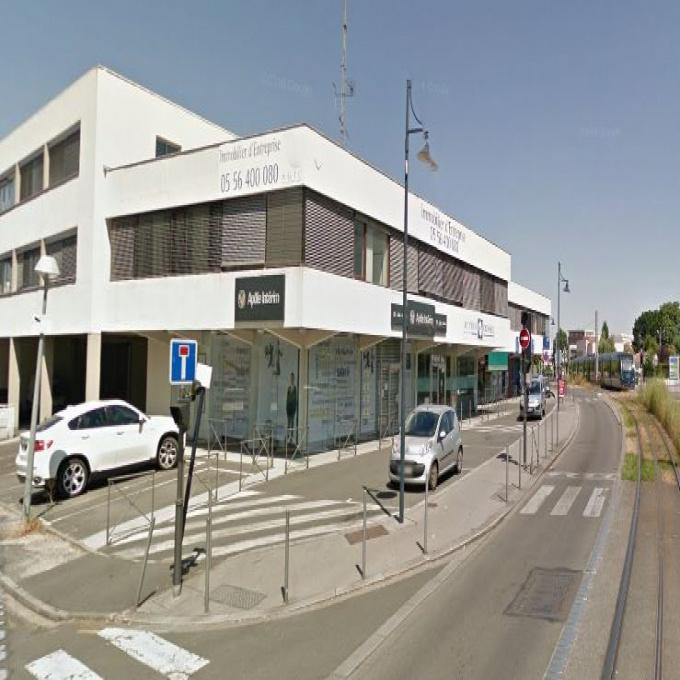 Location Immobilier Professionnel Bureaux Cenon (33150)
