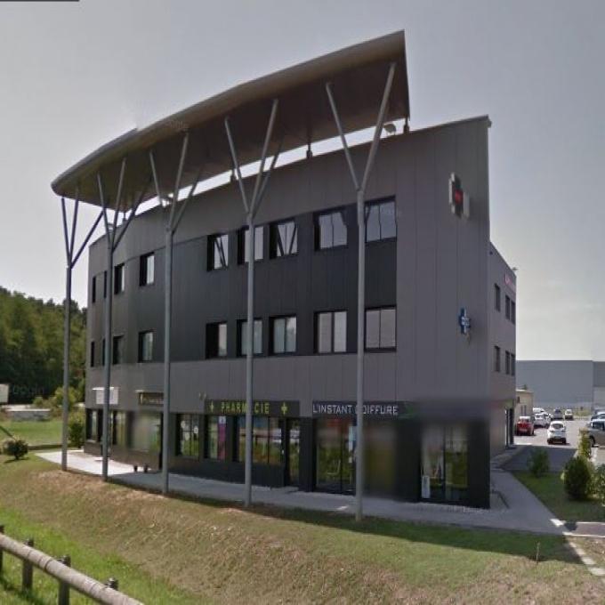 Location Immobilier Professionnel Bureaux Martillac (33650)