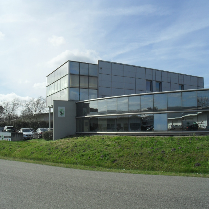 Location Immobilier Professionnel Bureaux Le Haillan (33185)